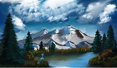 Ross Bob Wallpapers Painting Desktop Challenge Alumx