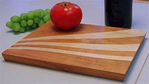 Making a CNC Inlay Wave Cutting Board: Andrew Pitts
