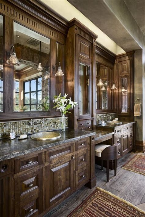 28 gorgeous bathrooms with cabinets lots of variety