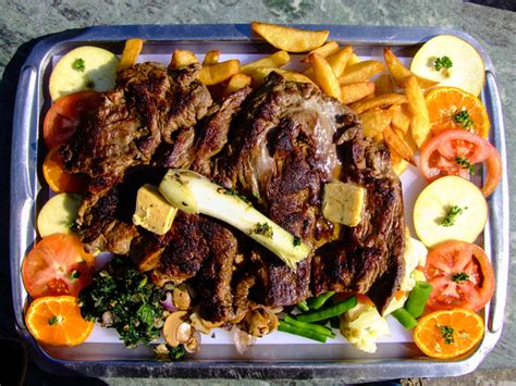 chateaubriand cuisine chateaubriand steak