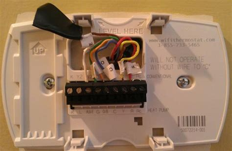 Question Regarding Honeywell Thermostat Wiring The New