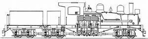 Shay Locomotive Diagram