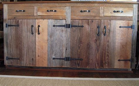 kitchen cabinets made from barn wood secondhand salvaged kitchen cabinets for 9164