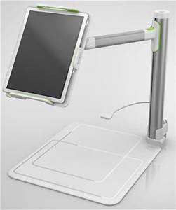 gadget turns an ipad into a document camera campus With ipad document camera