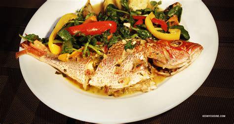 cuisine du poisson cuisine haïtienne recettes traditionnelles et modernes