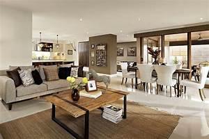 lovely deco une grande maison moderne aux tons chocolat With decoration maison moderne