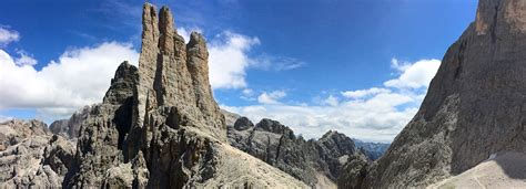 Hiking In The Dolomites Of Italy Mountain Hiking Holidays