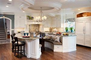 charleston kitchen booth seating traditional with drawer