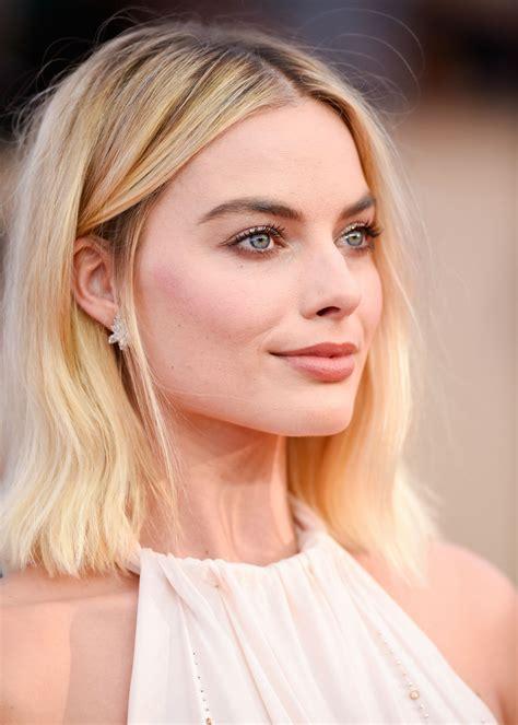 Margot Robbie 2018 Sag Awards In La