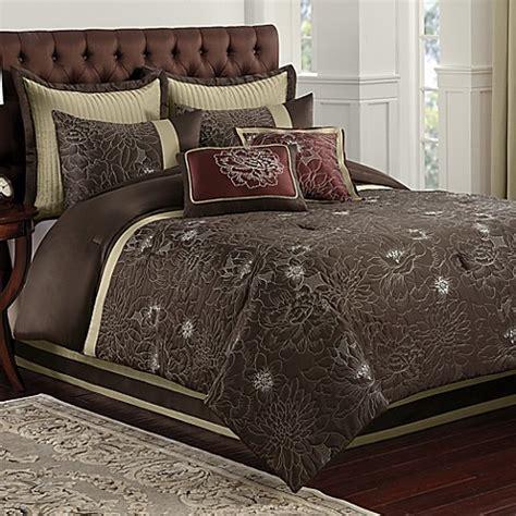 Blair Eggplant Comforter Set   Bed Bath & Beyond