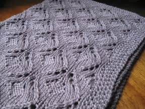 Knit Baby Blanket Pattern