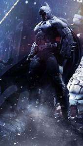 Batman Arkham Origins Batman Wallpaper - Free iPhone ...