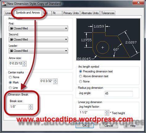 Autocad Break Line Symbol Download Autocad