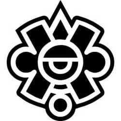 Mexico Mayan Symbols
