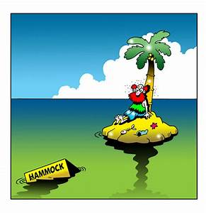 the hammock By toons | Media & Culture Cartoon | TOONPOOL