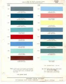 1956-Chevy-Truck-Paint-codes submited images