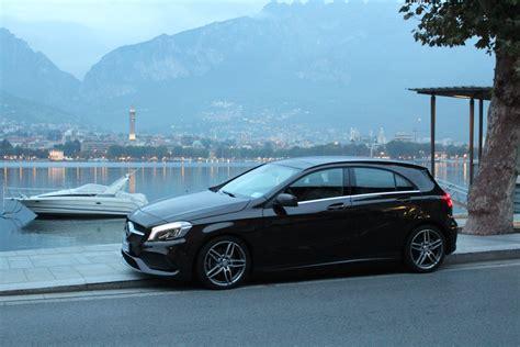 Mercedes Classe A Al Volante Prova Su Strada Al Volante Della Classe A Nuova