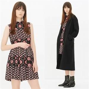 17 best images about toutes en robe on pinterest zara With robe sandro 2016