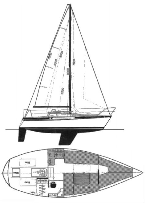 SailboatData.com - BAVARIA 770 Sailboat
