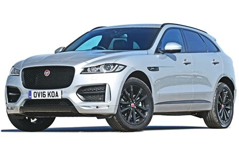 SUV Cars : Jaguar F-pace Suv Review