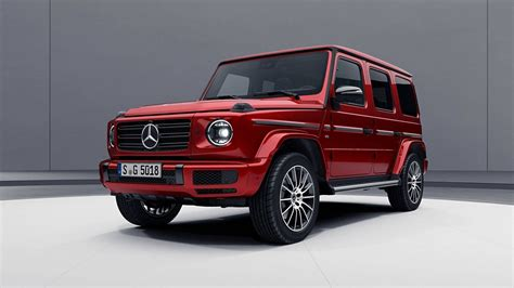Mercedes 2019 G Wagon by Best 2019 Mercedes G Wagon Redesign Release 2019