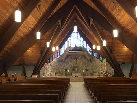 Lighting   St. David Catholic Church   Davie, FL   Artech