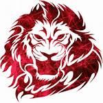 Lion Clipart Head Drawing Transparent Face Clip