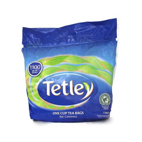 Tetleys Tea Bags 1100's   Tetley Tea   Coffee Supplies Direct