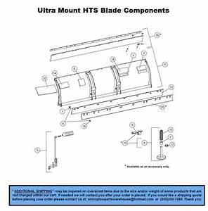 Hts - Straight Blade - Ultramount