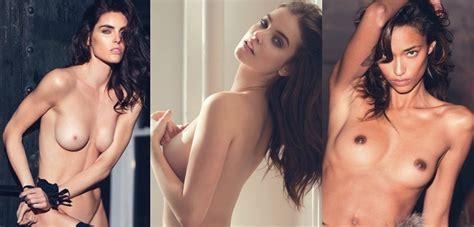Super Models Nude For Lui 2017 Calendar