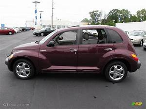 2001 Pt Cruiser : 2001 deep cranberry pearl chrysler pt cruiser limited ~ Kayakingforconservation.com Haus und Dekorationen