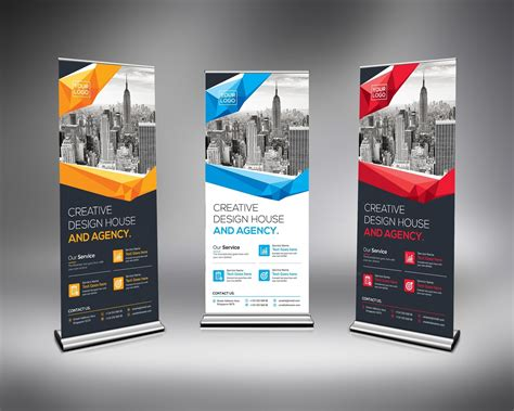 excellent rollup banner template  template catalog