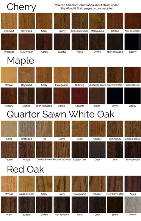 stain colors 17 best ideas about wood stain colors on stain