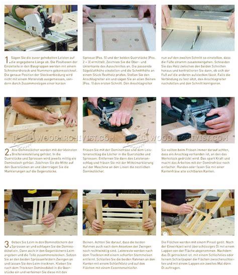 folding book stand plans woodarchivist