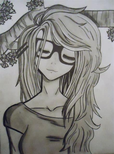dessin fille de pikasiette