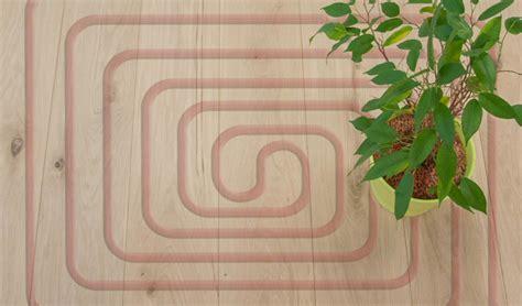 Dielenboden Und Fußbodenheizung  Geht Das? Holzwelten