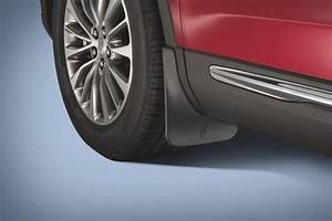 Splash Guards - Molded, Front, Med Dk Platinum, With