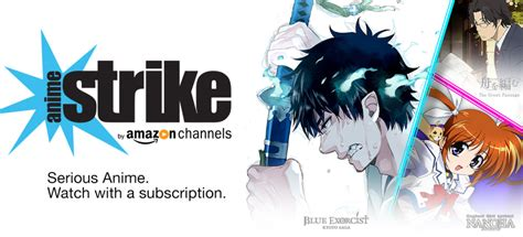 anime strike prime launches quot anime strike quot branded channel