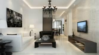 livingroom com basics of minimalist styled living room