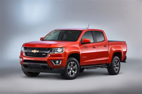 Review Chevrolet Colorado by 2016 Chevrolet Colorado Chevy Review Ratings Specs