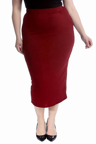 Pencil Skirt Skirts Office Ladies Bodycon Womens
