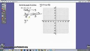Geometry - Parallel Lines and the Coordinate Plane ...