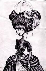Tim Burton wannabe by Marquerite on DeviantArt