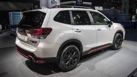2019 Subaru Forester Sport New York 2018 Photo Gallery