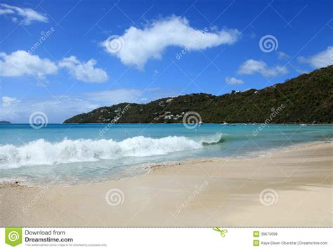 Magens Bay In St Thomas Stock Photo Image 39675098