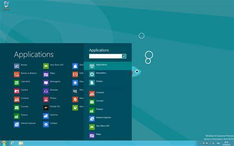 bureau windows 8 disparu avec start8 windows 8 retrouve menu démarrer