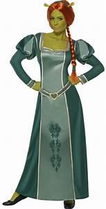 Deguisement Princesse Disney Adulte : costume princesse fiona shrek d guisement adulte ~ Mglfilm.com Idées de Décoration