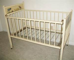 Furniture white stained wooden vintage baby nursery as for Classic and beautiful modern baby furniture set