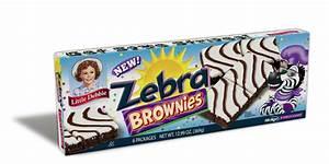 Little Debbie® Zebra® Brownies   Little Debbie