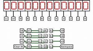 My Blog  Simple Calculator Display Logic Circuit  Made